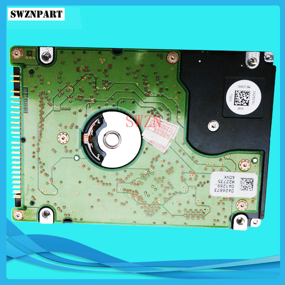 HDD Hard Drive with firmware for HP DJ 800 815MFP 820 C7779-60001 C7779-69272 C7779-60272 C7769-69300 C7769-60143 C7769-69143