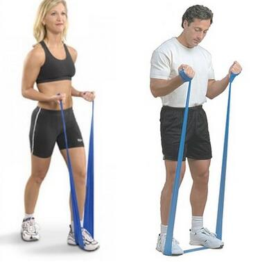 150CM 18 pound Yoga Elastic Rubber Band font b Body b font font b Building b