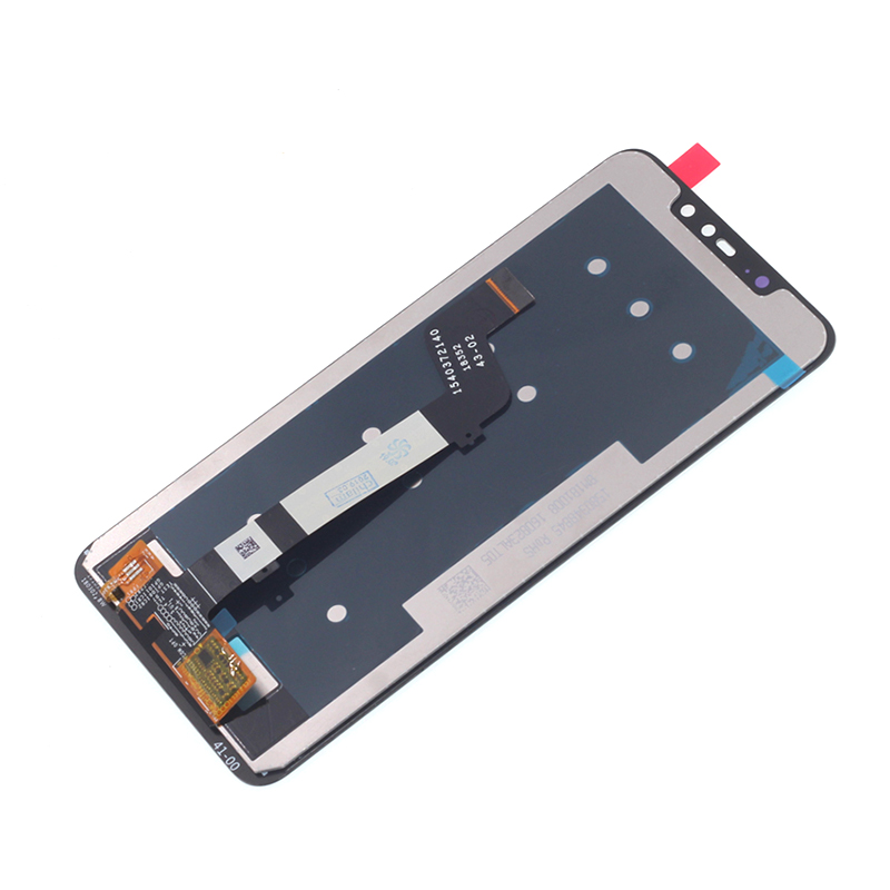 Image 4 - Original display for Redmi Note 6 Pro LCD touch screen digitizer for Xiaomi Redmi Note 6 Pro LCD monitor replacement+Free tools-in Mobile Phone LCD Screens from Cellphones & Telecommunications