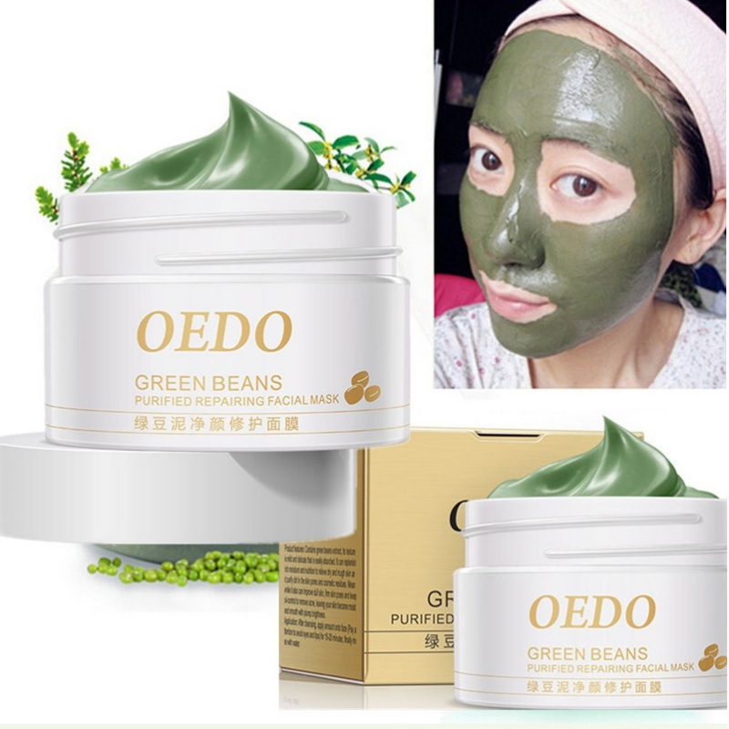 Skin Care Beauty & Health 140g Rorec Skin Care Authentic Products Sand Mung Bean Mud Face Mask Acne Treatment Blackhead Remover Peeling Off Facial Mask