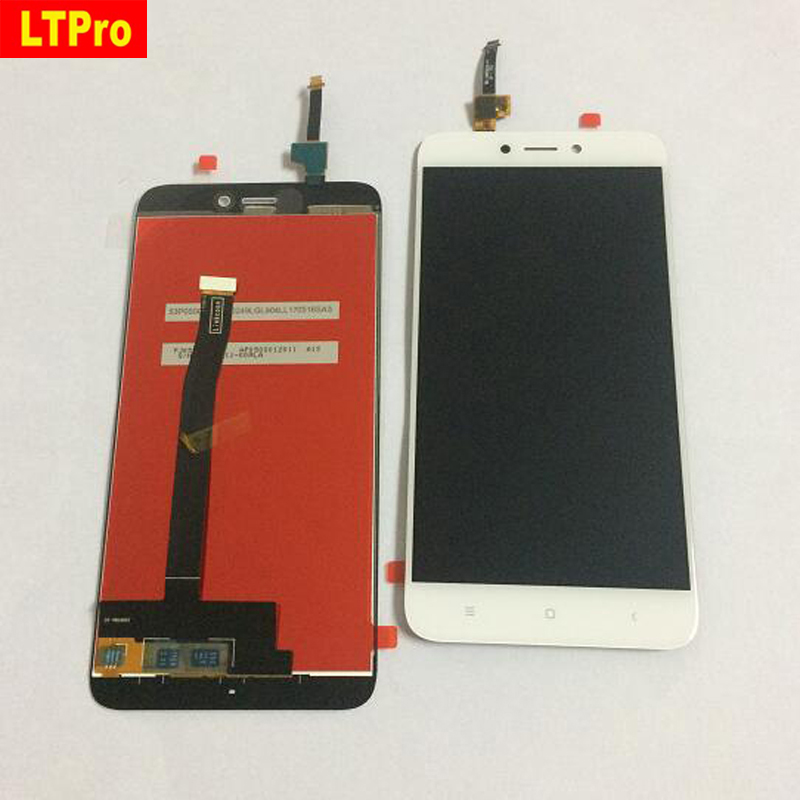 LTPro 100% Tested Working LCD Display Touch Screen Digitizer Assembly For Xiaomi Redmi 4X Cell phone Panel Sensor parts