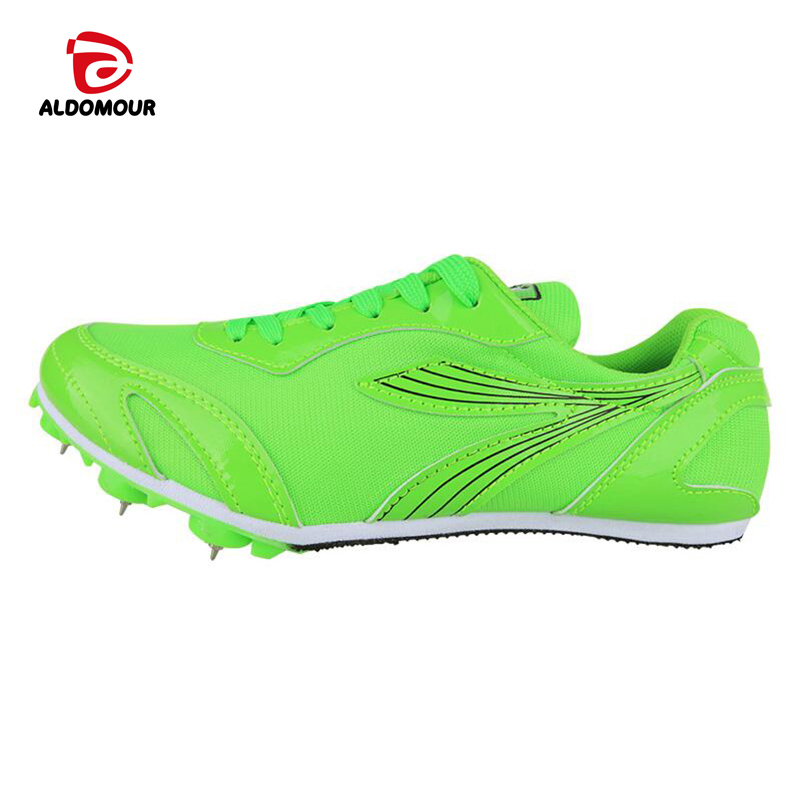 ALDOMOUR Running Shoes For Men Women ATHLETIC Shoes Spikes Trail Running Shoes  Breathable Zapatillas Deportivas Mujer Running bmai womens cushioning running shoes athletic breathable outdoor sport marathon sneakers zapatillas deportivas mujer xrmc006