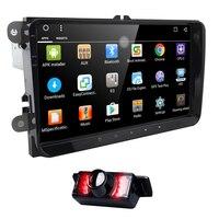 AutoRadio 2 Din Android 6 0 Car Multimedia For VW Passat B6 Golf 5 6 Seat