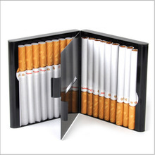 Aluminum Cigarette Case Storage for 20 Cigarettes