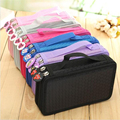 32 Holders 2 Layer estuches school girl Oxford pencil cases Canvas pencil bag pen pouch box pencilcase School Supplies