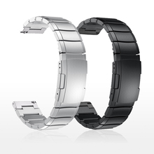 20mm 22mm Metal Stainless Steel Strap for Samsung Watch Active Gear S3 S2 Classic bands for huami Amazfit GTR Bip huawei GT Band