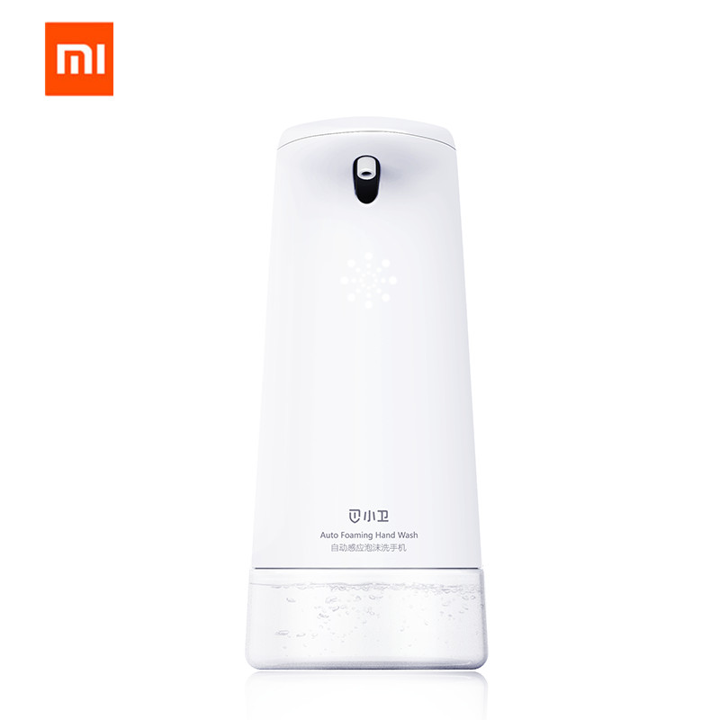 Image 2 - Xiaomi Mijia Xiaowei Intelligent Auto Induction Foaming Hand Washing Machine Soap Dispensers Hand Washer (Update version)-in Smart Remote Control from Consumer Electronics