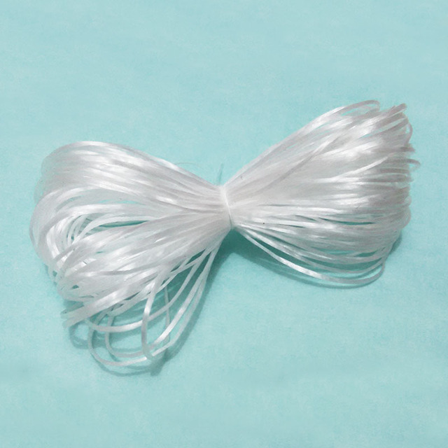 elastic cord stretch cords strong stretchy transparent string ...