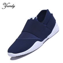 New Fashion Men's Casual Shoes Spring/autumn Special Offer Slip-on Male Canvas Breathable Flat With Shoe Free Shipping
