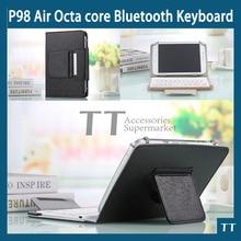 Original Teclado Bluetooth Caso de Teclast P98 Aire Octa core 9.7 pulgadas Tablet PC Caja Del Teclado de Bluetooth + free 2 regalos