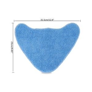 2pcs Washable Mop Pad Cleaning
