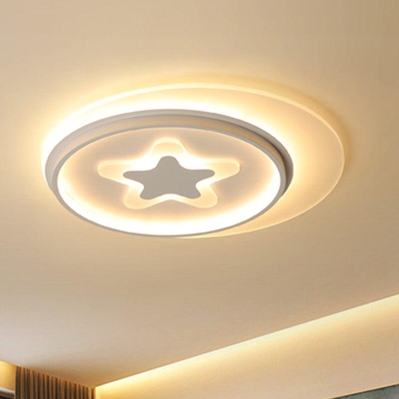 Licht & Beleuchtung Deckenleuchten & Lüfter Oberfläche Montiert Moderne Led Decke Ligths Für Küche Esszimmer Foyer Decke Lichter Dimmbare Kinderzimmer Decke Lampe Weiß