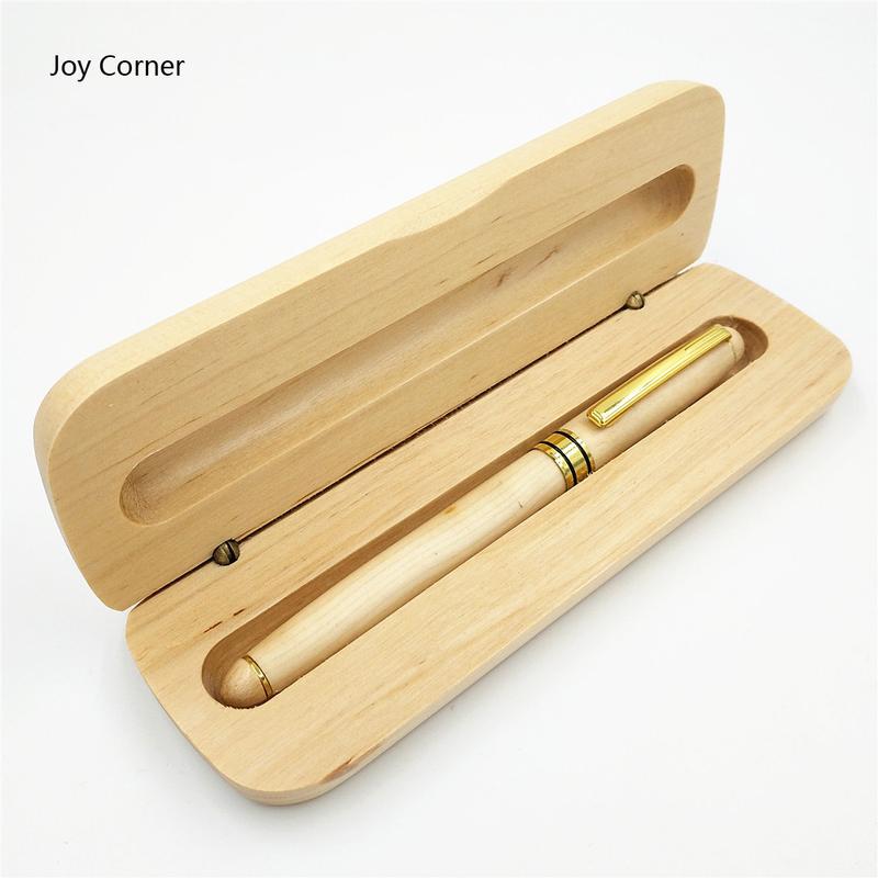 Joy Corner Wood Fountain Pen Nib Pens Luxury Pluma Estilografica Lujo Stylo De Luxe Calligraphy Ink Office Gift art palace 966 picasso 0 38mm nib fountain pen commercial calligraphy fountain pen lettering smooth writing pens