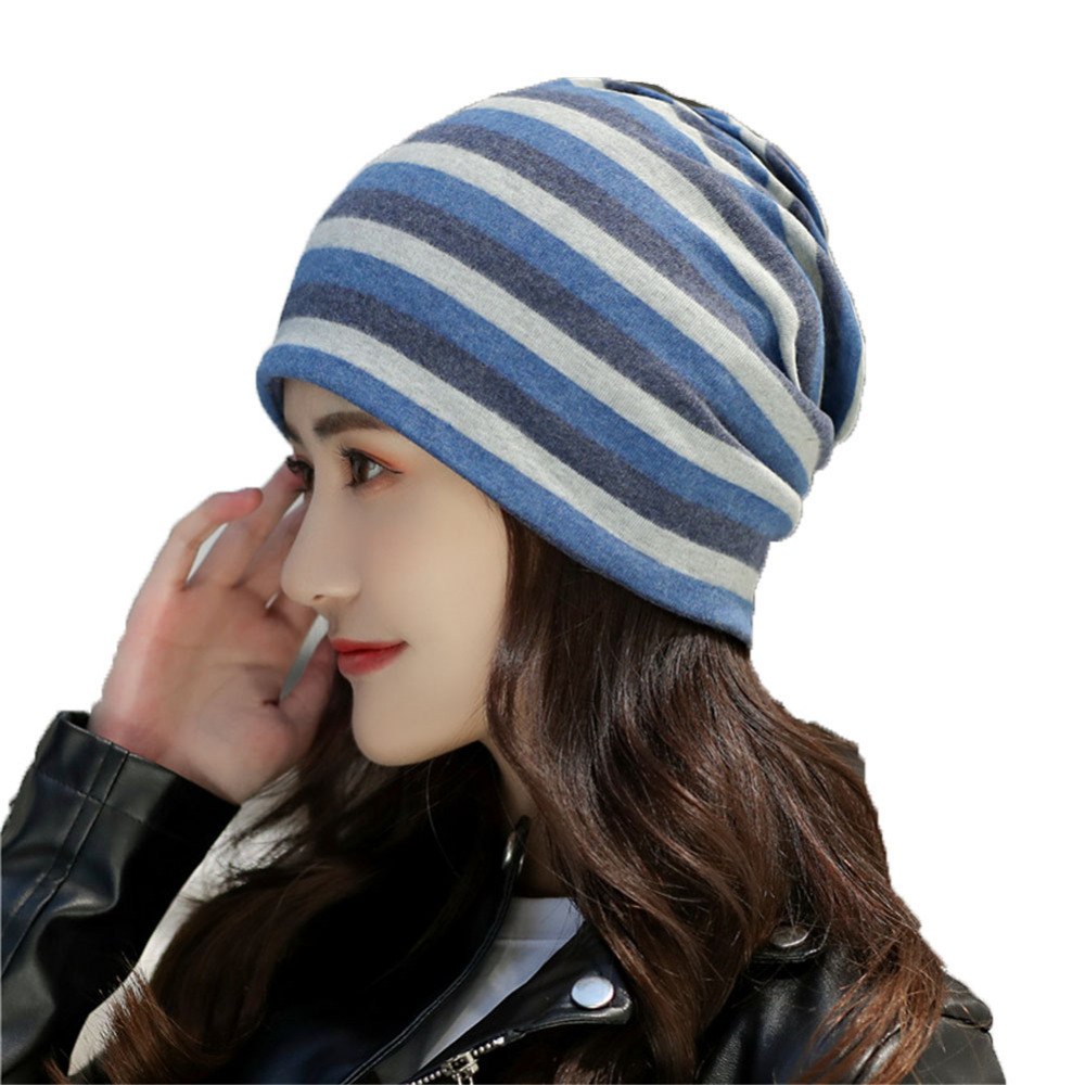 Femtindo Soft Cotton Casquette Chapeau Femme Spring Cancer Hat Chemo Gorros Ponytail Bonnet Muts Women Beanie Skullies Hats
