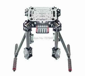 Image 4 - Upgrade F550 ZD550 550mm / ZD680 680mm Carbon fiber Quadcopter Rahmen FPV Quad mit Carbon Fiber Landing Skid
