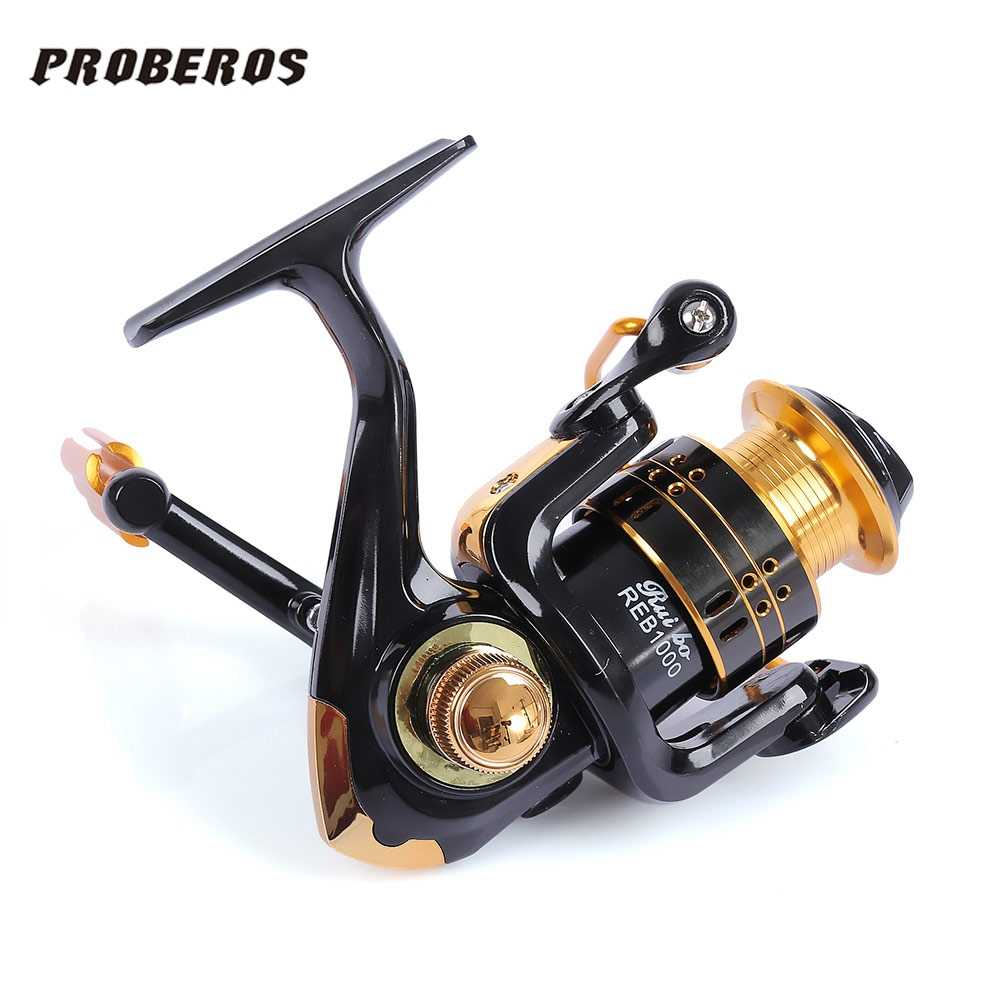 12 Ball Bearings Fishing Reel High-speed 5.2:1 Metal Spool Spinning Fishing Reel Left Right Exchangeable Handle Aluminum Alloy