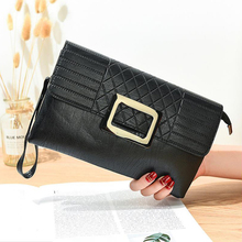 Women's wallet Messenger bag clutch bag female European and American women's small bag ladies new trend shoulder bag leather bag цены
