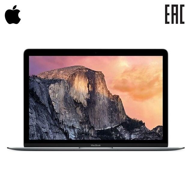 """Ноутбук Apple Macbook 12"""" 1.2 ГГц Dual Core Intel Core M3, 256 ГБ"""
