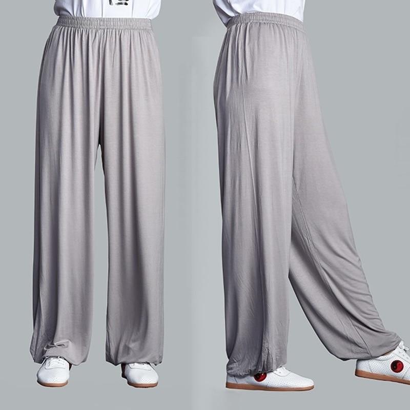Wushu pants taichi clothing TA022 2