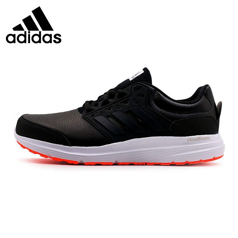 Original New Arrival   Adidas galaxy 3 Men's Running Shoes Sneakers new arrival iron