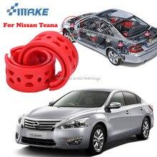 цена на smRKE For Nissan Teana High-quality Front /Rear Car Auto Shock Absorber Spring Bumper Power Cushion Buffer