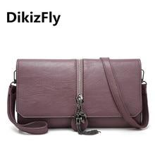 Фотография DikizFly Fashion women clutch bag women Luxury leather Day clutch evening bag female Clutches handbag messenger bags Wristlets