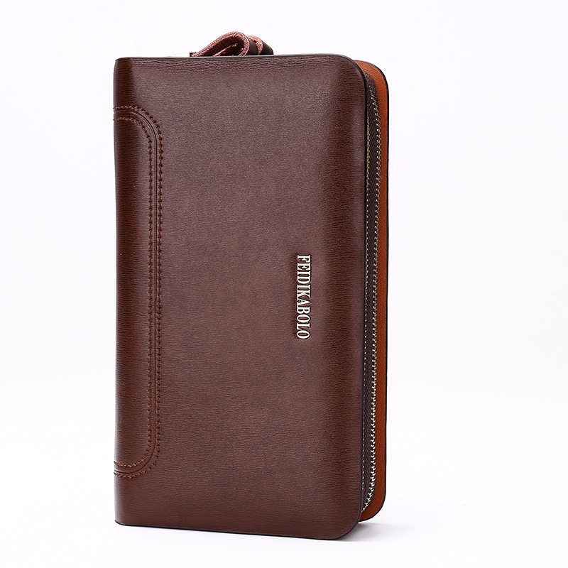 Famous Brand Bag Men Wallets Clutch Carteira Masculina Genuine Leather Carteras Male Handbags Purse Mens Monederos Wallets 2016 sale special offer carteira feminina carteras mujer mens wallet men driving license genuine leather wallets purse clutch