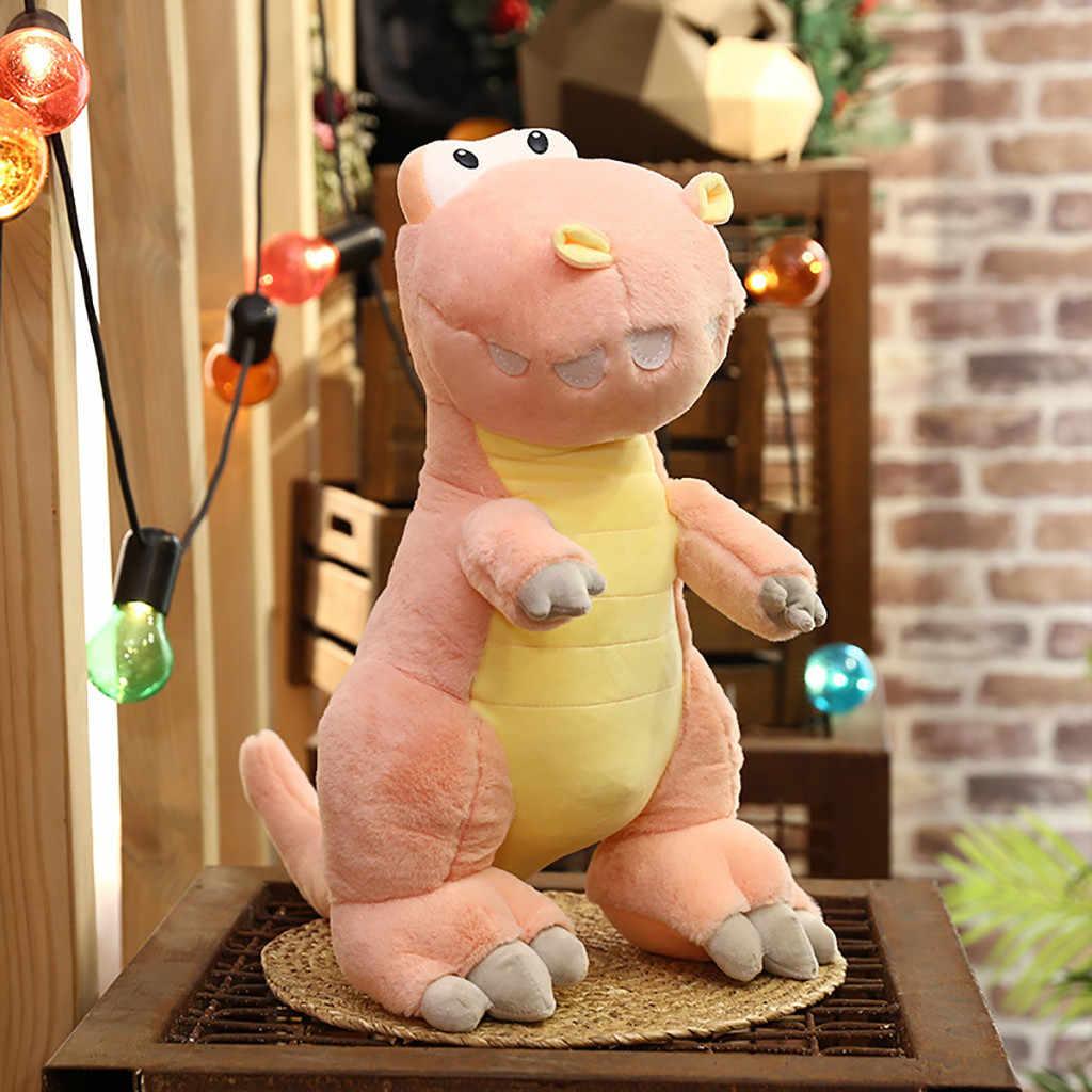 Плюшевые игрушки милые плюшевые игрушки динозавр мягкие игрушки/животные игрушки дети подарок на день рождения новые подарки на Новый год милые D301219
