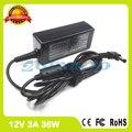 Зарядное устройство для ноутбука, 12 В, 3 А, 36 Вт, адаптер переменного тока AD820M2 EXA0801XA для Asus Eee PC 1002HAE 701 900 901 GO S101H T91MT 1000HA 1002HE 160G XP