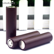 LiitoKala 3PCS new original for LG 18650 HG2 3000mAh 3.6V continuous discharge lithium battery 20A dedicated electronic batte