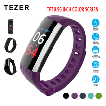 Tezer G19 Heart Rate Monitor smart bracelet fitness tracker with blood pressure monitor Bluetooth Wireless Smart Wristband