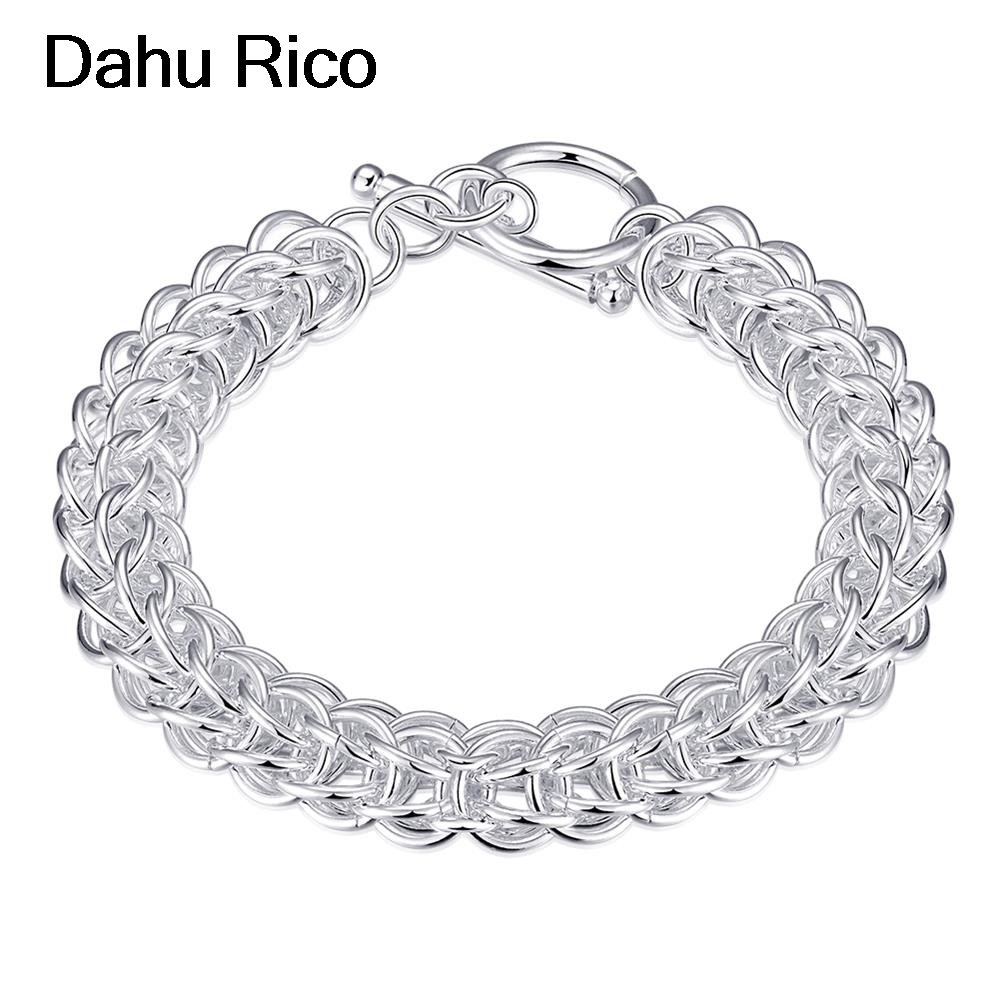 TO clasp braslet brazalete damskie femme boyfriend gift for mann argent bulgaria moda style de festa luxury Dahu Rico bracelets