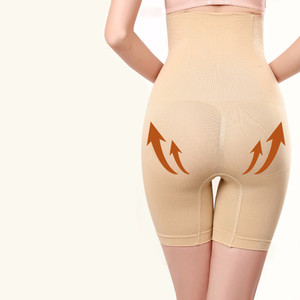 Image 3 - Women High Waist Body Shaper Panties Tummy Belly Control Body Slimming Control Shapewear Girdle Underwear Waist Trainer