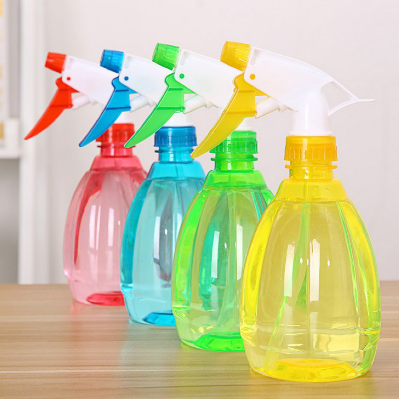 1pc 500ml Empty Water Spray Bottle High Quality ABS Water Sprayer Bottle Hairdressing Hair Salon Garden Tool 4 Colors 1pc used 140plc empty slot occupy 140xcp51000