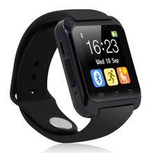 Bluetooth U80 Smart Uhr android MTK smartwatchs für Samsung S7 S6 S5/Note 2/Note3 HTC XIAOMI für Android-Handy für erwachsene