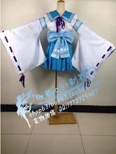 Anime Nagi no Asu Kara Hiradaira Chisaki mujeres del traje de Cosplay