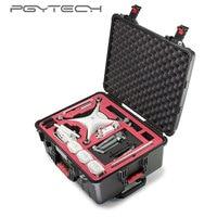 PGYTECH безопасности Чехол для Phantom4 серии Камера Drone аксессуар Водонепроницаемый Жесткие Пены EVA оборудования для переноски Fpv RC части