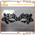 Sexy women Hollow out Face lace eye shadow sticker makeup Artistic club party cosmetics face mask eye temporary tattoo