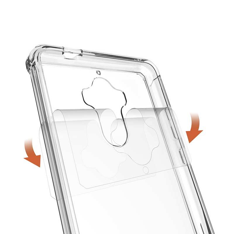 Huawei Mate 9 Case Coque Shockproof Sərt arxa örtük Mate9 üçün - Cib telefonu aksesuarları və hissələri - Fotoqrafiya 4