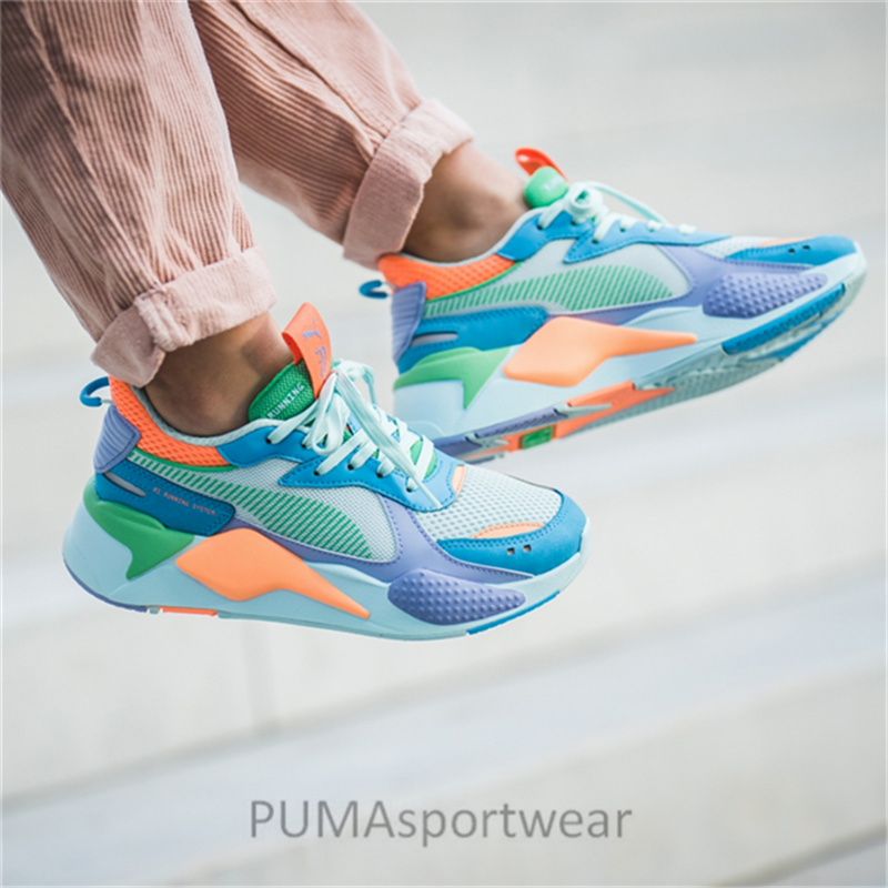 7e16830ff98e99 ... Hot Sale New Arrival PUMA RS-X Reinvention Unisex Sports Shoes Men s  and Wome s Sneakers ...