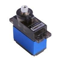 K power DMM0090 3KG Drehmoment Metall Getriebe Digital Servo MINI Micro RC Servo für RC Heli auto flugzeug-in Teile & Zubehör aus Spielzeug und Hobbys bei