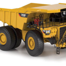 Литая под давлением модель автомобиля Norscot 1:50 Масштаб гусеница Cat 793F горный грузовик Инженерная техника 55273 для коллекции, украшения