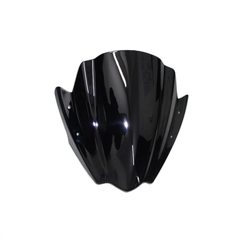 "For Yamaha FZ1 FZ1N MT-09 FZ9 MT-07  7/8""&1""Handlebar Mount Motorcycle ABS Windscreen Windshield"