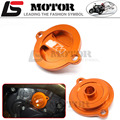 For KTM 125 200 390 690 Duke RC 200 390 Motorcycle Accessories CNC Engine Oil Filter Cover Cap