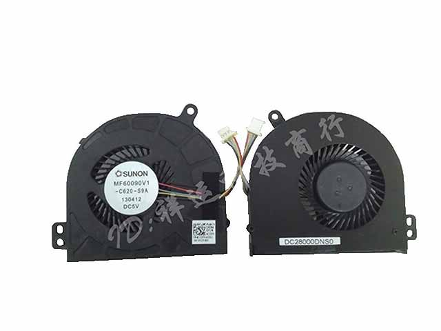 Free Shipping For SUNON MF60090V1-C620-S9A DC 5V 4-wire 4-pin Server Bare fan free shipping for sunon eg50040v1 c06c s9a dc 5v 2 00w 8 wire 8 pin server laptop fan