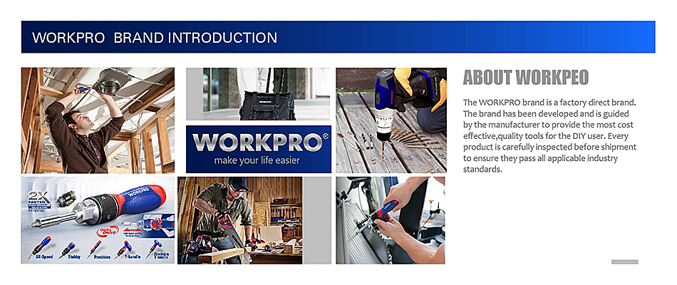 Workpro Introduction