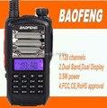 10 шт. / lot Baofeng удобно рации радио 5 W длинная расстояние увч укв двойной лента midland радио 2 двусторонней связи boafeng