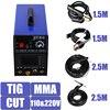 110 220V Dual Voltage 3 In 1 Multifunction Welding Machine TIG ARC Welder Plasma Cutting CT312