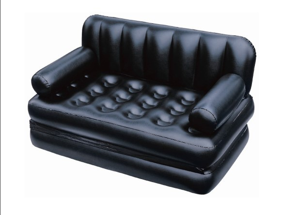 75054 Bestway 188x152x64 cm 5-in-1 Multifunktionale Couch Aufblasbare Doppelschlaf Tragbare Doppelbett Air Doppel Lounge keine Inflator