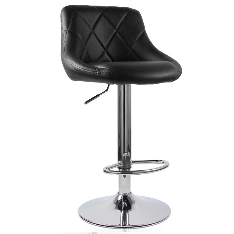 High Quality Lifting Swivel Bar Chair Rotating Adjustable Height Pub Bar Stool Chair Armrest High Density Sponge Simple Cadeira With The Best Service Bar Furniture Furniture